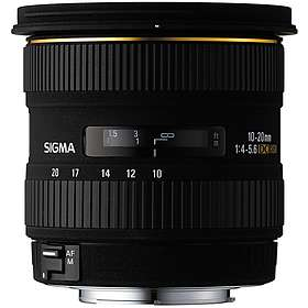 Sigma 10-20/4,0-5,6 EX DC for Sony A