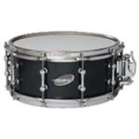 "Ahead Black Chrome On Brass Snare 14""x6"""