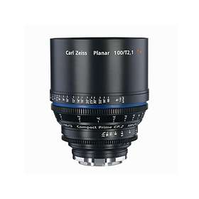 Zeiss Planar T* 100/2,1 CP.2 Compact Prime for Canon