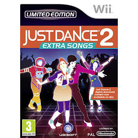 Just Dance 2 with Extra Songs - Limited Edition (Wii)