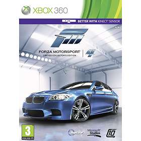 Forza Motorsport 4 - Limited Collector's Edition (Xbox 360)