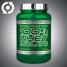 Scitec Nutrition 100% Whey Isolate 2kg