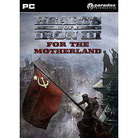 Hearts of Iron III: For the Motherland (Expansion) (PC)