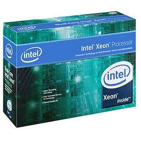 Intel Xeon 5050 3,0GHz Socket 771 Active/1U Box