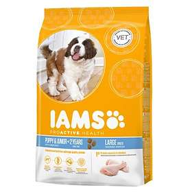 Iams ProActive Dog Puppy & Junior Large Breed 3kg