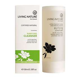 Living Nature Purifying Cleanser 100ml