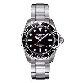 Certina DS Action Diver - 3 Hands C013.407.11.051.00