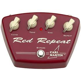 Carl Martin Vintage Red Repeat