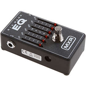 Jim Dunlop MXR 6-Band Graphic EQ