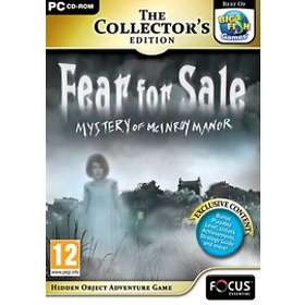 Fear for Sale: Mystery of McInroy Manor - Collector's Edition (PC)
