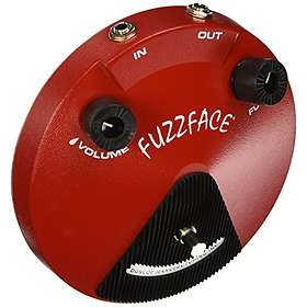 Jim Dunlop JHF2 Dallas Arbiter Fuzz Face