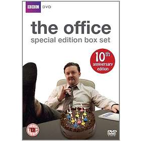 The Office - Complete Series 1 and 2 and the Christmas Specials