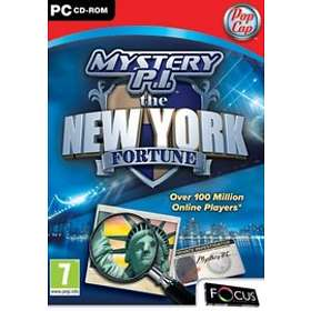 Mystery P.I. - The New York Fortune (PC)