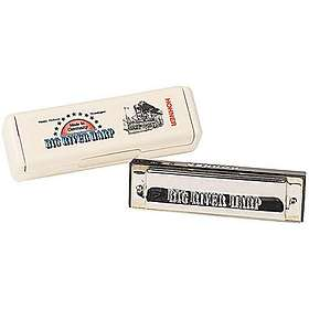 Hohner Diatonic MS System Big River Harp MS (D)