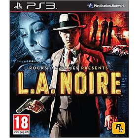 L.A. Noire - Game of the Year Edition (PS3)