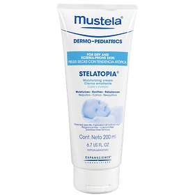 Mustela Stelatopia Emollient Body Cream 200ml