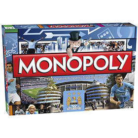 Monopoly: Manchester City