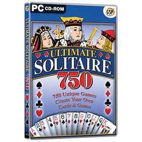 Ultimate Solitaire 750 (PC)