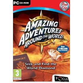 Amazing Adventures: Around the World (PC)