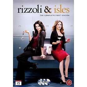 Rizzoli & Isles - Sesong 1