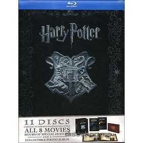 Harry Potter 1-7 Box Limited Edition
