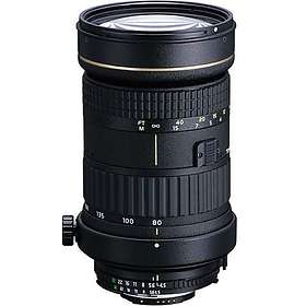 Tokina AT-XD 80-400/4.5-5.6 for Nikon