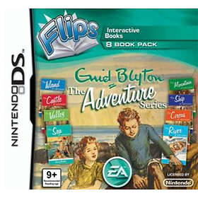 Flips: Enid Blyton's Adventure Series (DS)