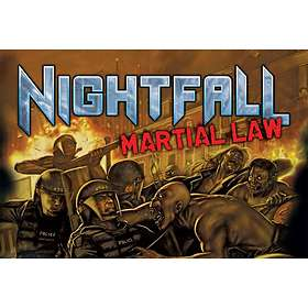 Nightfall: Martial Law (exp.)