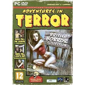 Adventures In Terror: British Horror Collection