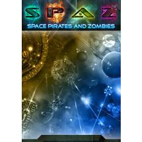 Space Pirates and Zombies (PC)