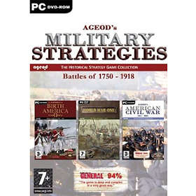 Ageod Military Strategy Collection - Battles of 1750-1918 (PC)