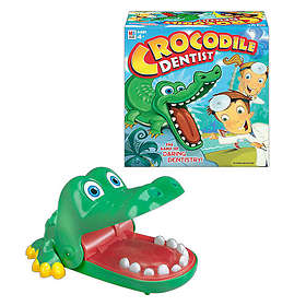 MB Games Crocodile Dentist