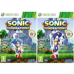 Sonic Generations - Collector's Edition (Xbox 360)