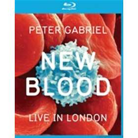 Peter Gabriel: New Blood - Live in London in 3 Dimensions
