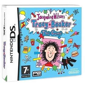 Jacqueline Wilsons Tracy Beaker - The Game (DS)