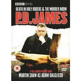 PD James - Death In Holy Orders / Murder Room (UK)