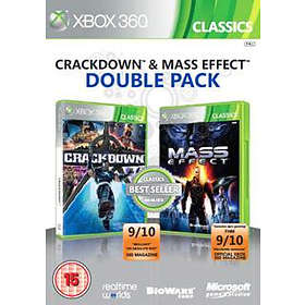 Crackdown + Mass Effect - Double Pack (Xbox 360)