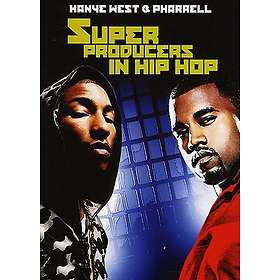 Super Producers In Hip Hop Kanye West & Pharrell (US)