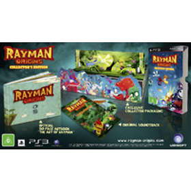 Rayman Origins - Collector's Edition (PS3)
