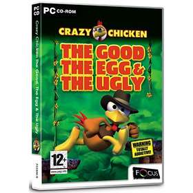 Crazy Chicken The Good The Egg and The Ugly (PC)