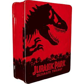 Jurassic Park Ultimate Trilogy - Limited Collector's Edition