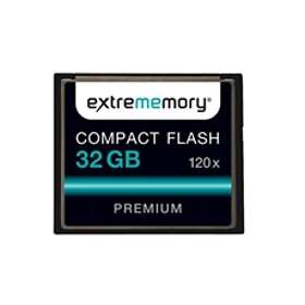 Extrememory Compact Flash Performance 32GB