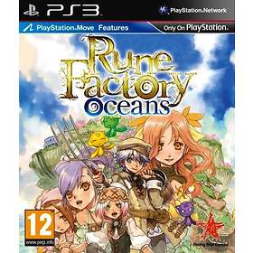 Rune Factory: Oceans (PS3)