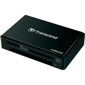 Transcend USB 3.0 Multi-Card Reader F8