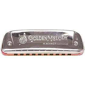 Hohner Diatonic Classic Golden Melody (F#)