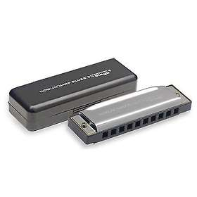 Stagg Blues Harmonica (D)