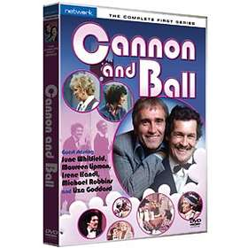 Cannon and Ball - The Complete Series 1