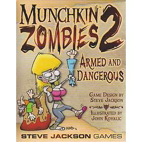 Munchkin: Zombies 2 - Armed and Dangerous (exp.)