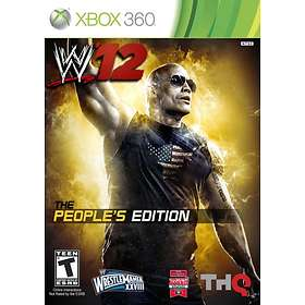 WWE '12 - The Rock Edition (Xbox 360)