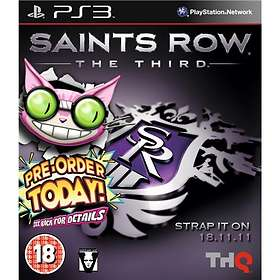 Saints Row: The Third - Genki Edition (PS3)